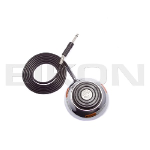 Eikon Footswitch - Gem with 1/4 inch Mono  - 6 Foot - Black Wire – цена, описание и отзывы — фото