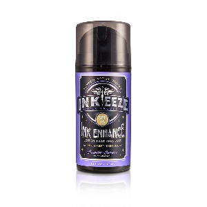 Ink-Eeze INK ENHANCE 3.3OZ LOTION SPF15 - CUCUMBER LAVENDER – цена, описание и отзывы — фото