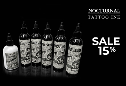 Краска Nocturnal Tattoo Ink
