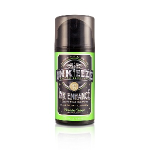 Ink-Eeze INK ENHANCE 3.3OZ LOTION SPF15 - CUCUMBER COCONUT – цена, описание и отзывы — фото