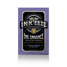 Ink-Eeze INK ENHANCE DAILY MOISTURE LOTION SPF15 - CUCUMBER LAVENDER - 5ML PACKET – цена, описание и отзывы — фото