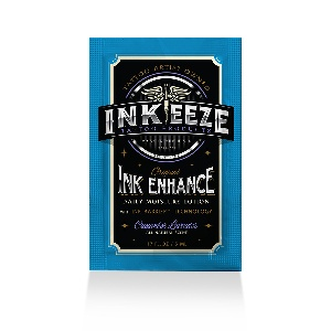 Ink-Eeze INK ENHANCE DAILY MOISTURE LOTION CUCUMBER LAVENDER - 5ML PACKET – цена, описание и отзывы — фото